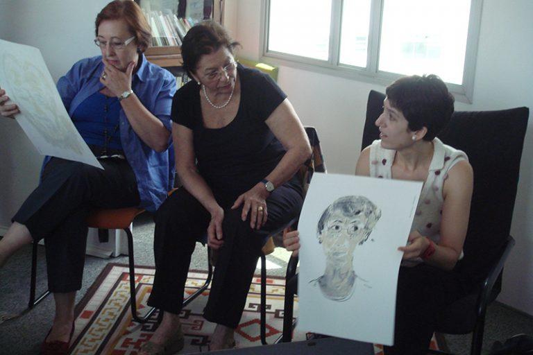 Palestra de Renata Bueno Artista plástica Novembro de 2012