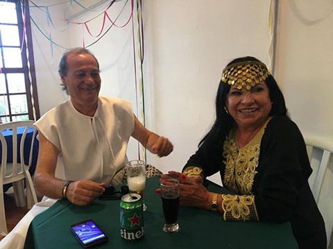 Festa Junina - em parceria com o Centro Universitário Belas Artes -  SP