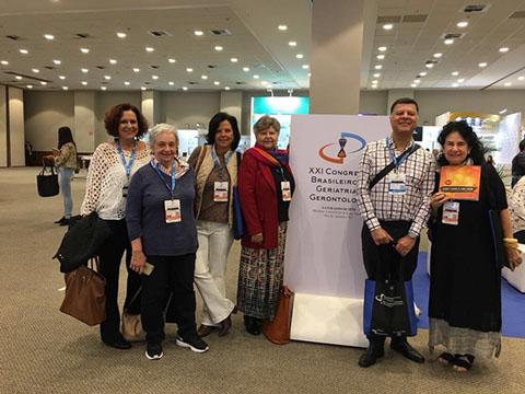 Congresso SBGG Rio de Janeiro, 2018